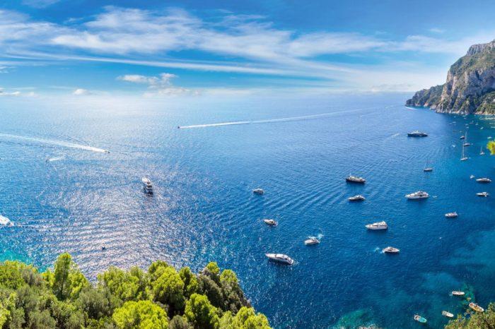 Capri Group Tour