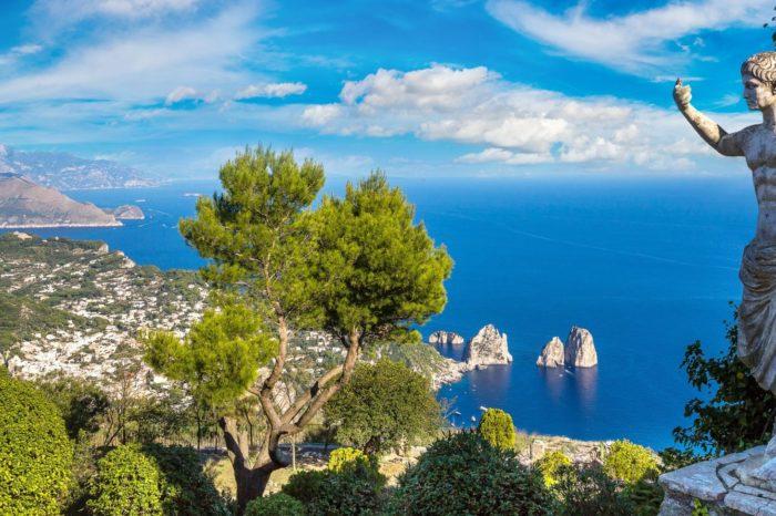Capri Private Tour Basic